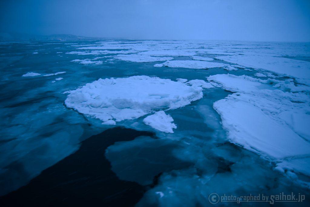 —オホーツクの神秘— 流氷を見ずにいられない!