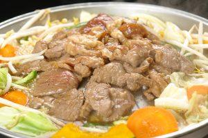北海道ジンギスカン(味付)の焼き方・食べ方レシピ