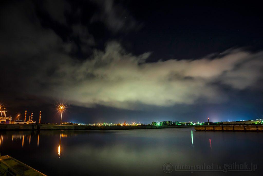 夜散歩のススメ —日本最北端稚内の夕陽と夜景—