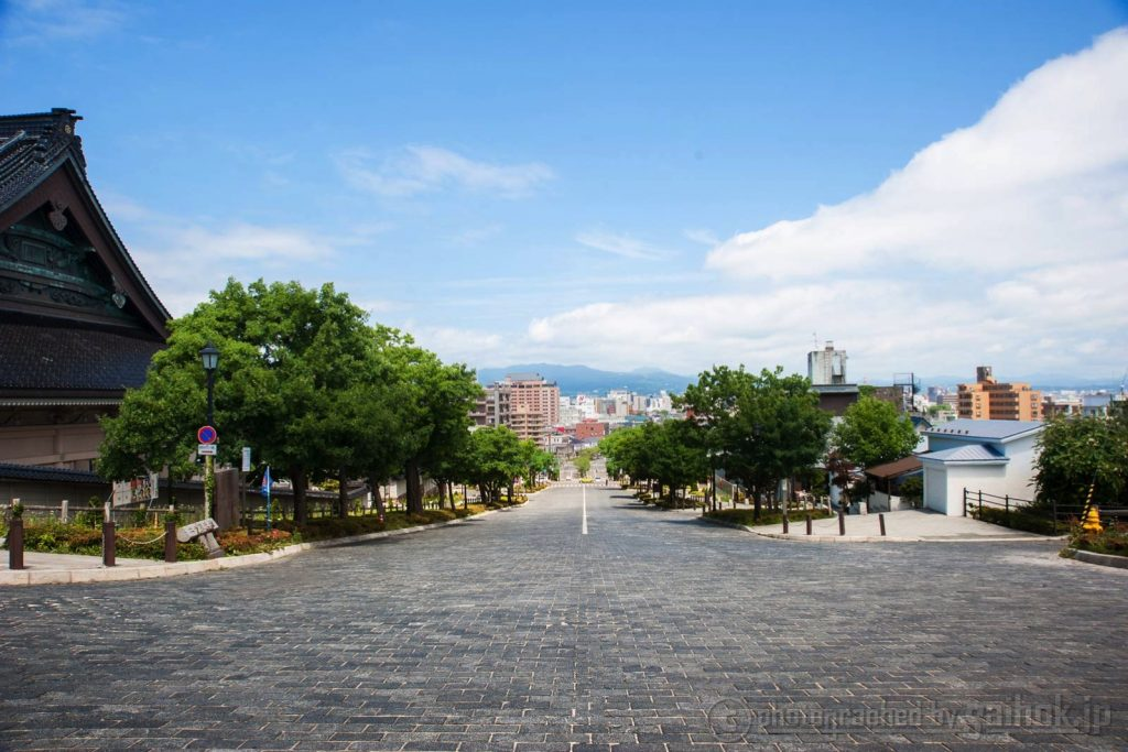 坂道・港・古い街。函館元町ぶらっと散策♪