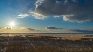 冬の大自然を満喫!日本一の広さの釧路湿原を行く