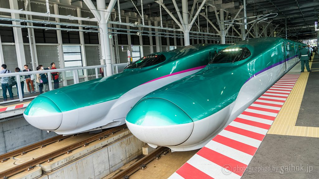北海道新幹線は実は2種類!?「新函館北斗(ほくと)」駅