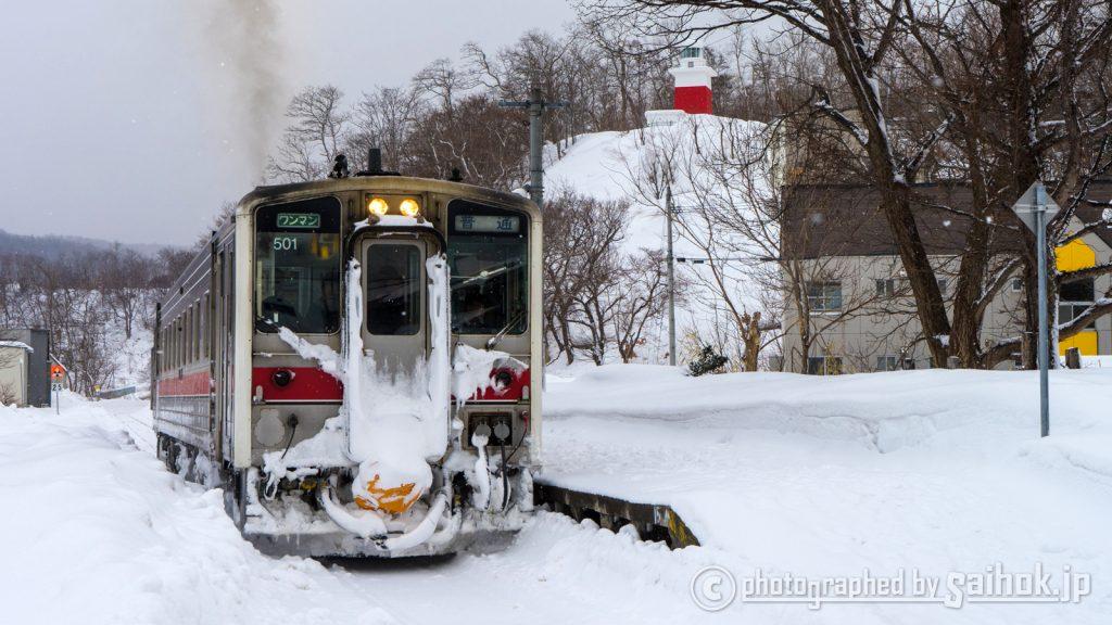 昭和からの歴史を感じる北海道の鉄道をめぐる