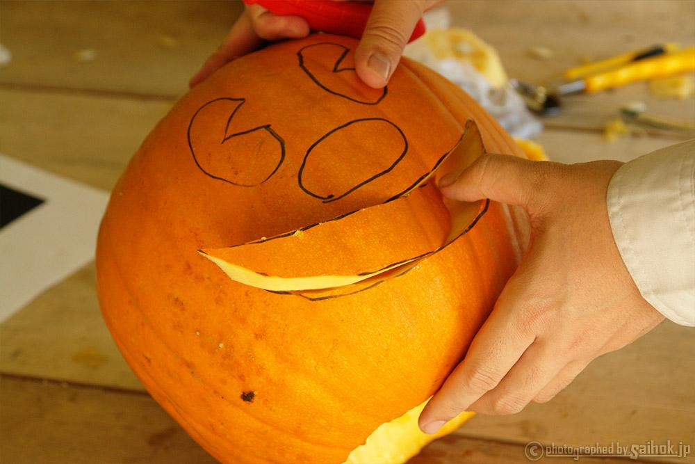今年のハロウィンは自分だけのオリジナルランタン作りに挑戦!