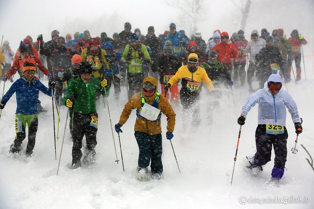 北海道の冬のイベント・体験(スノーシュー)