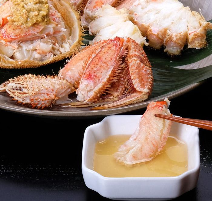 年末年始(年越し・お正月)のカニ(蟹)の選び方・食べ方レシピ